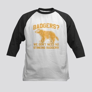 badgers1 Baseball Jersey
