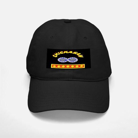 CHICKASAW INDIAN Baseball Hat