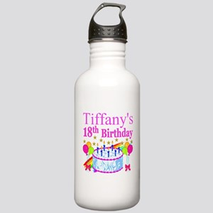 PERSONALIZED 18TH Stainless Water Bottle 1.0L