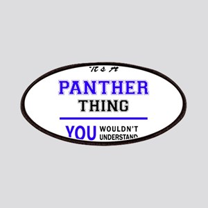 It's PANTHER thing, you wouldn't understand Patch