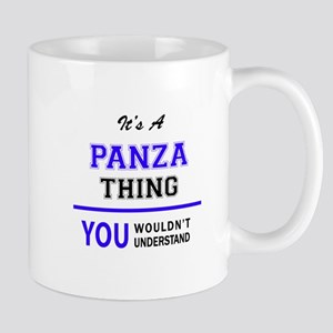 It's PANZA thing, you wouldn't understand Mugs