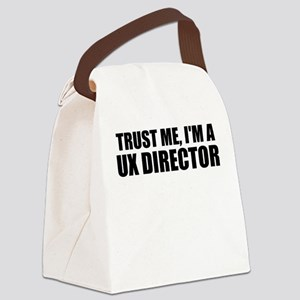 Trust Me, I'm A UX Director Canvas Lunch Bag