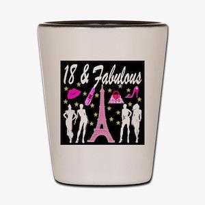 18TH PARIS Shot Glass