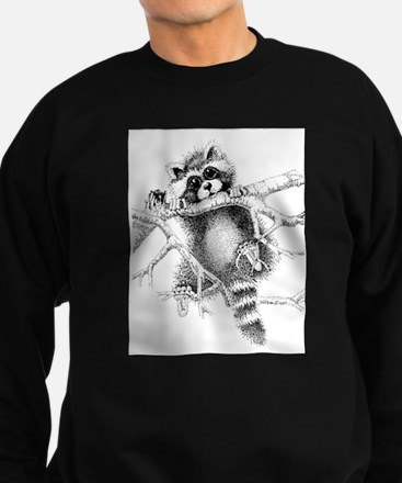 Raccoon Play Sweatshirt