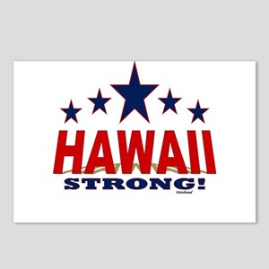 Hawaii Strong! Postcards (Package of 8)