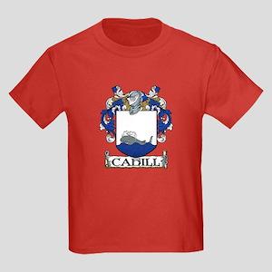 Cahill Coat of Arms Kids Dark T-Shirt