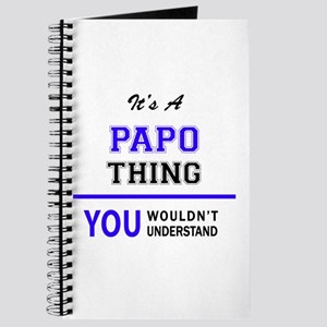 It's PAPO thing, you wouldn't understand Journal