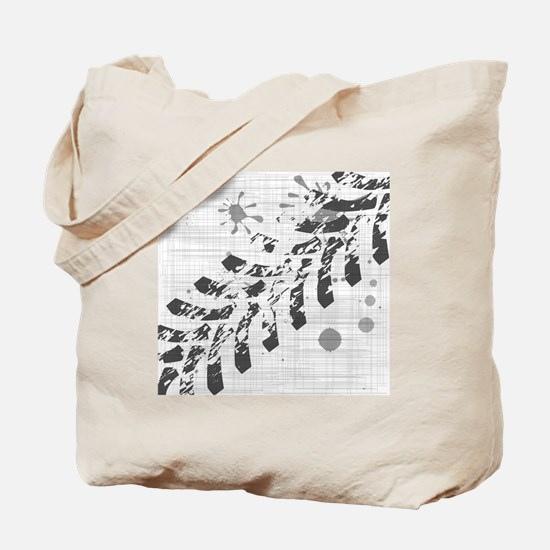 Cute Skidder Tote Bag