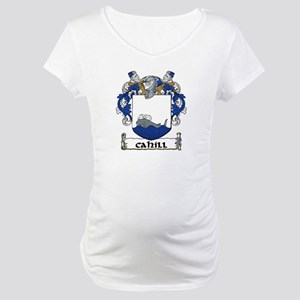 Cahill Coat of Arms Maternity T-Shirt