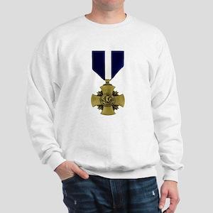Navy Cross Sweatshirt
