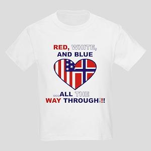 Flag heart T-Shirt