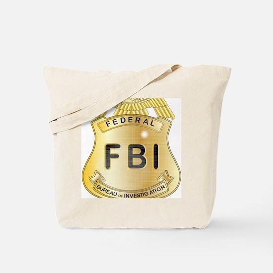 Cool Fbi Tote Bag