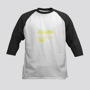 JILLIAN thing, you wouldn't unders Baseball Jersey