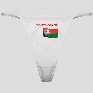 TEAM MADAGASCAR WORLD CUP Classic Thong