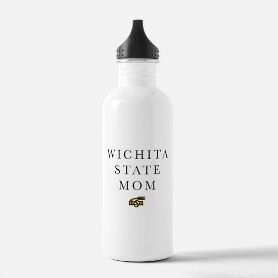 Wichita State Mom Water Bottle