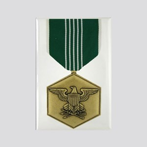Commendation Medal Rectangle Magnet