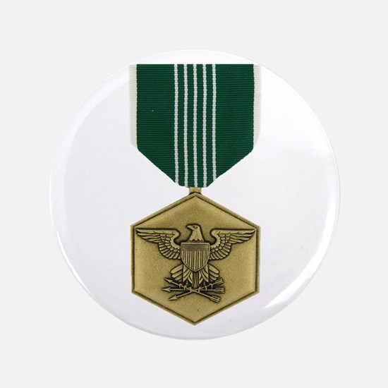 "Commendation Medal 3.5"" Button"