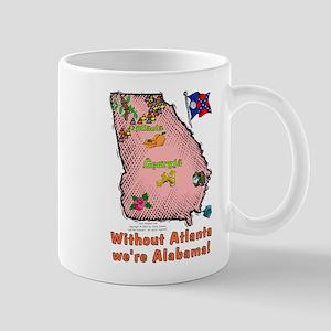 GA-Alabama! 1956- Mug