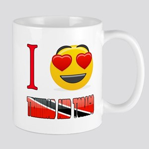 I love Trinidad and Tobago Mug