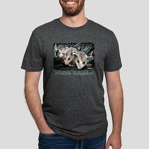 Rehabber Possum 12x8 copy T-Shirt