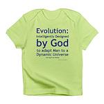 Evolution/god Infant T-Shirt