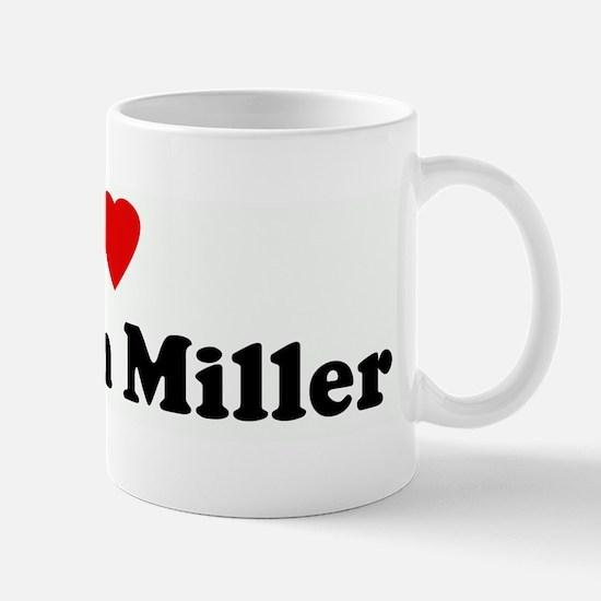 I Love Herman Miller Mug