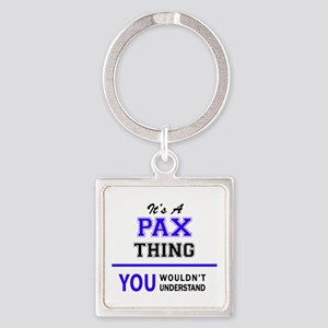 It's PAX thing, you wouldn't understand Keychains