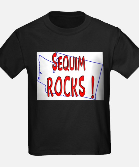Sequim Rocks ! T-Shirt