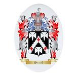 Szmit Oval Ornament