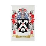Szmidt Rectangle Magnet (100 pack)