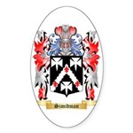 Szmidman Sticker (Oval 50 pk)