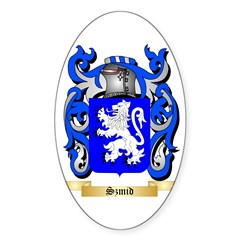 Szmid Sticker (Oval 10 pk)