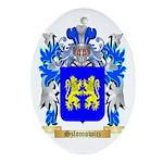 Szlomowicz Oval Ornament