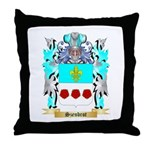 Szenbrot Throw Pillow