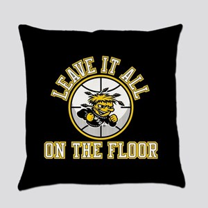 Wichita State Leave It All On The Everyday Pillow