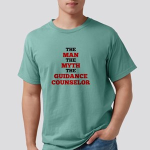 The Man The Myth The Guidance Counselor T-Shirt