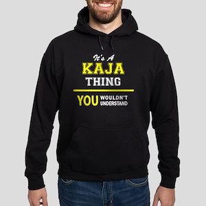 KAJA thing, you wouldn't understand Hoodie (dark)