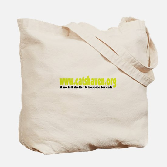 Cats Haven Rescue 187 Tote Bag