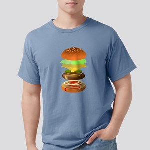hamburger art T-Shirt