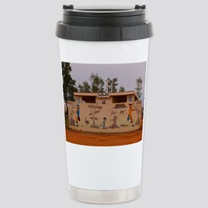 Outback toilet block, Australia Mugs