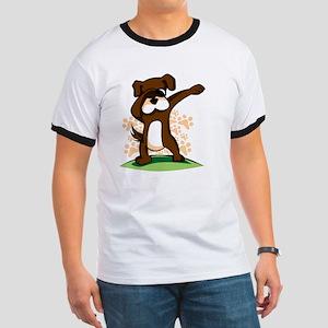 Dabbing Boxer Dog T-Shirt