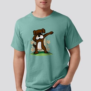 Dabbing Boxer Dog T-Shirt
