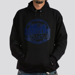 Mammoth Mtn Old Circle Blue Sweatshirt