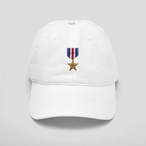 Silver Star Cap
