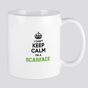 Scarface I cant keeep calm Mugs