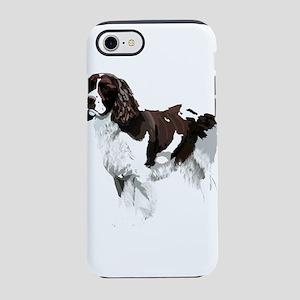English Springer Spaniel iPhone 8/7 Tough Case