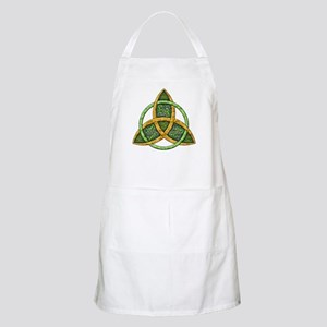 Celtic Trinity Knot BBQ Apron