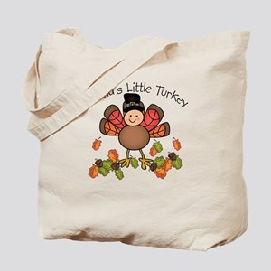 Nonna's Lil Turkey Tote Bag