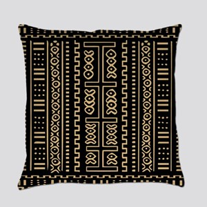 Mud Cloth Everyday Pillow