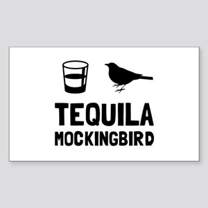 Tequila Mockingbird Sticker